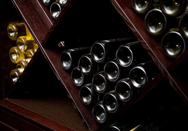 стеллаж для вина