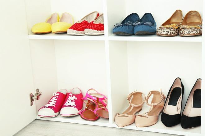 обувной шкафчик