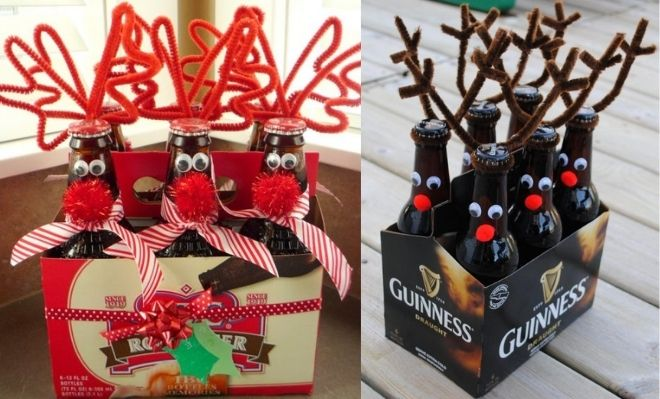 Оригинальные подарки к новому году